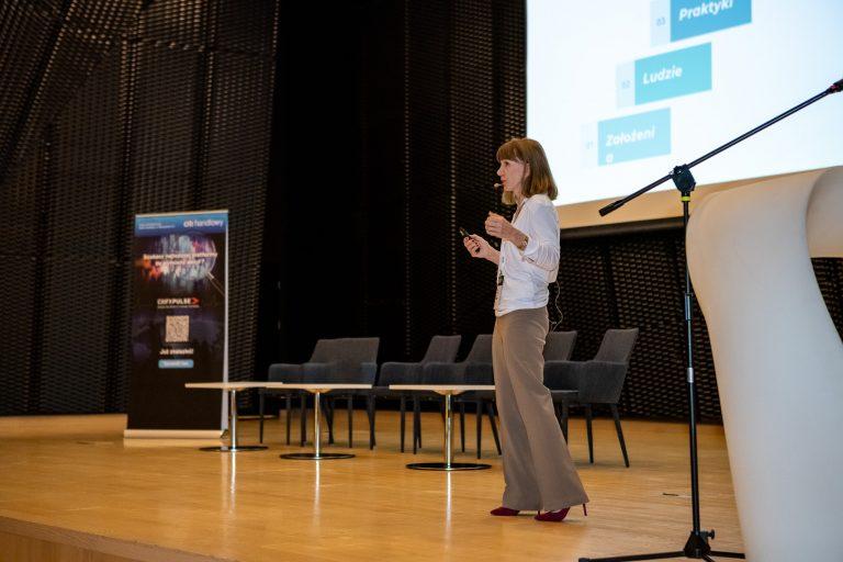 Wystapienie na konferencji SoDA